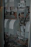 Panna 13 -14 - ställverksrum, kontaktor för fläktmotorer