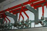 Panna 13 -14 - ställverksrum transformator för tillufts-och rökgasfläkt