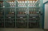 Ställverket bottenplan 10 kV