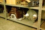 Ur ställverkets reservdelslager  - spänningstransformatorer