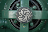 Turbinhallen - matarmaskin för turbin G1