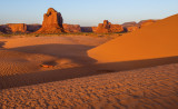 Navajo dunes, AZ