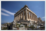 Parthenon Temple  - Acropolis