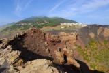 View over Volcan de San Antonio North