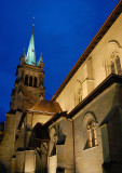 Eglise St-Francois at Evening