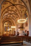 Eglise St-Francois, Interior