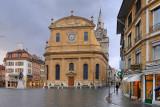 The Church at Place Pestalozzi, 1755