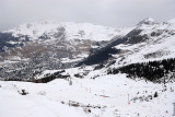 View over the Village of Verbier