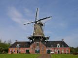 Roderwolde windmill