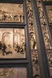 The Gates of Paradise by 15th century sculptor Lorenzo Ghiberti