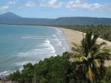 Beach at Port Douglas