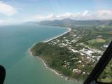 Helicopter flight - Port Douglas