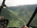 Helicopter flight - Mossman Gorge