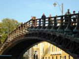 Academia bridge in Venice