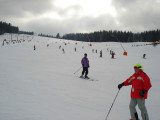 me on the slope.