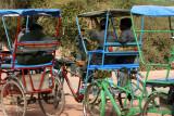 Baratphur rickshaws