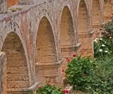 cloisters Agias Triadas monastery.jpg