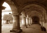 Las Capuchinas Arches