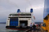 MV Sonia stern view at Esquimalt