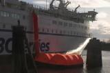 Viking Evacuation Chute