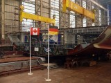 Keel-laying ceremony