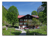 Berghotel / mountain lodge Trachsellauenen