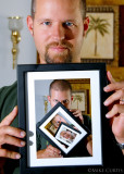 I didn't do it!  I was framed!!!