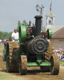 Antique Tractor and Car Parade 2007