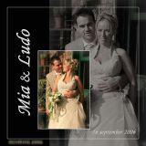 Mia & Ludo - 16 september 2006
