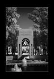 WW II Memorial Infrared