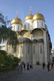 Kremlin: Dormition Cathedral