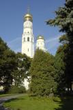 Kremlin: Ivan the Great bell-tower