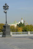 View on the Kremlin