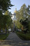 Novodevichy Convent / Notre Dame of Smolensk Cathedral