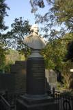 Novodevichy Cemetery: Gogol
