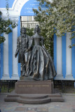 Alexander Pushkin and Natalia Gonsharova