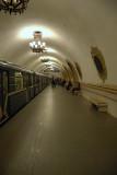 Moscow metro: Kievskaya Station