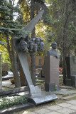 Novodevichy Cemetery: Concordski crew