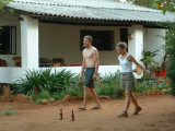 Beer Cricket