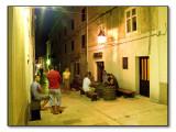 social life on the street