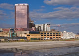 Ballys, from the pier, Atlantic City