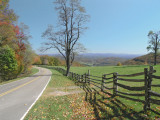 Grayson Highlands and New River Gorge