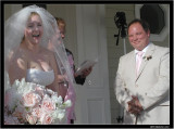 Alissa and Charlie's wedding