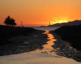 Sunsets at Pt. Isabel