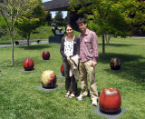Morgan and Emily: DeYoung Museum 0792