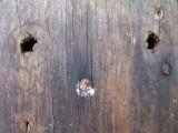 a little wooden