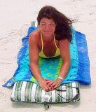 Just Awakened From Beach Nap??