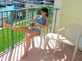 Marina Balcony,Key Largo