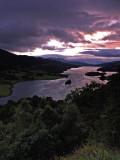 Queens View over Loch Tummel
