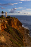 The Many Moods of Point Vicente Light House